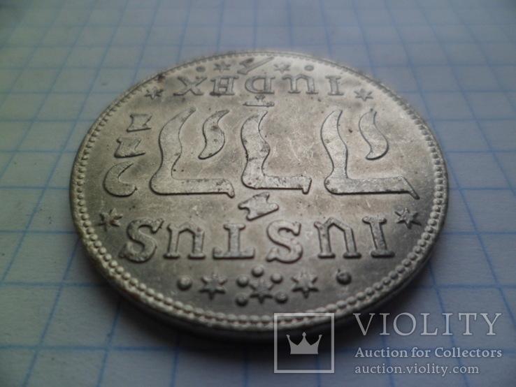 Монета середньовіча 1644 рік копія, фото №5