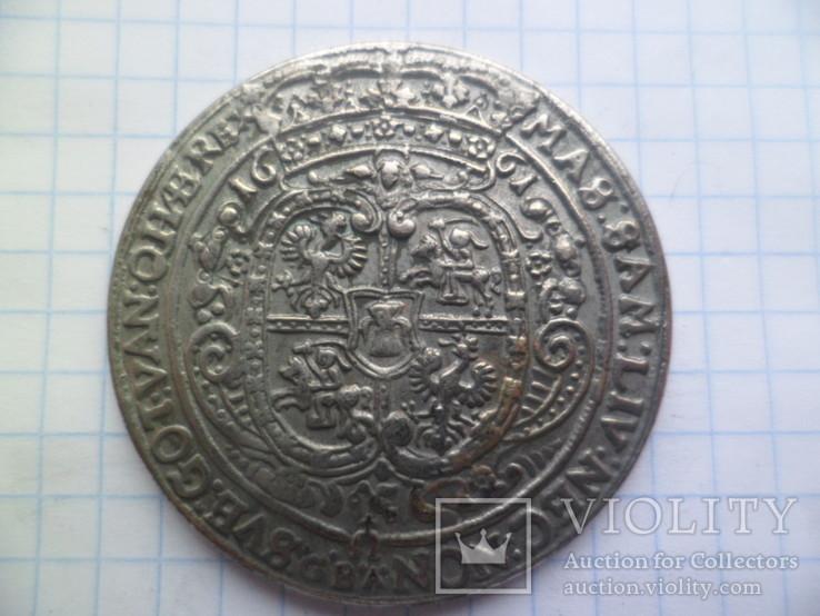 Талер 1661 рік копія, фото №4
