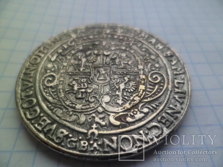 Талер 1661 рік копія, фото №5