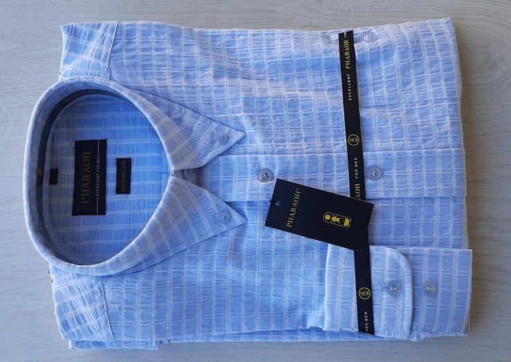 Мужские классические рубашки Pharaoh (Польша), фото №2