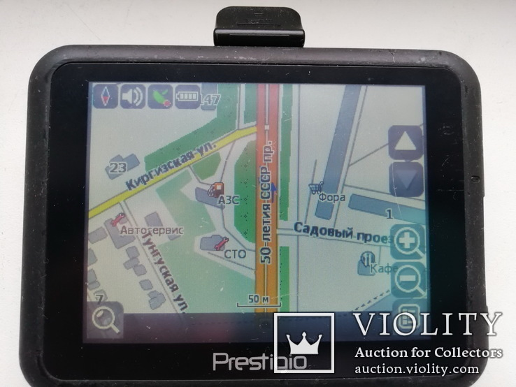 Навигатор GPS Prestigio GeoVision 3120, фото №2