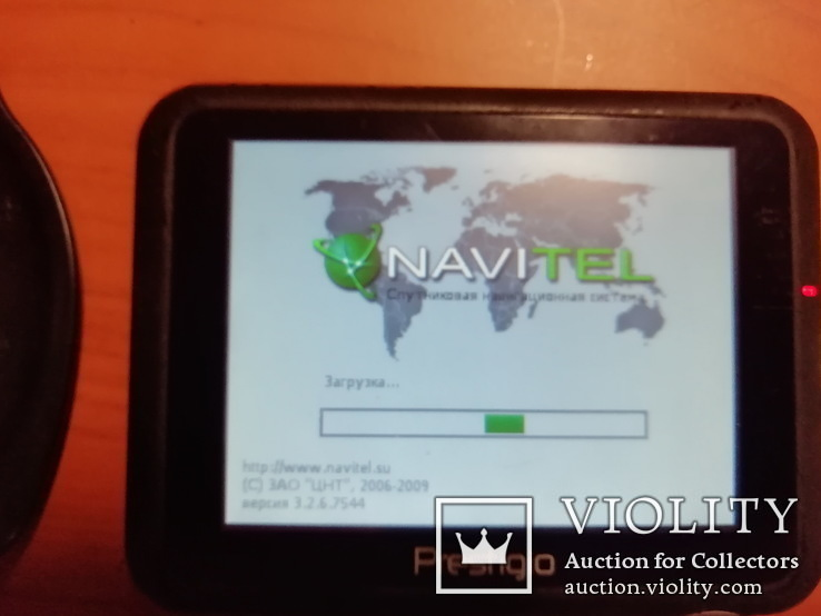 Навигатор GPS Prestigio GeoVision 3120, фото №3