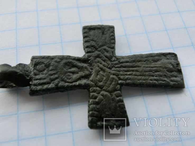 """Крест """"Кощей"""" КР., фото №2"""