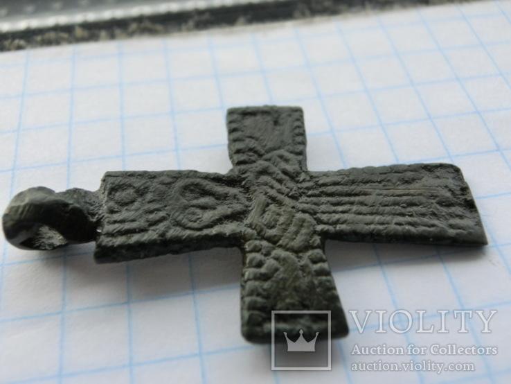 """Крест """"Кощей"""" КР., фото №3"""