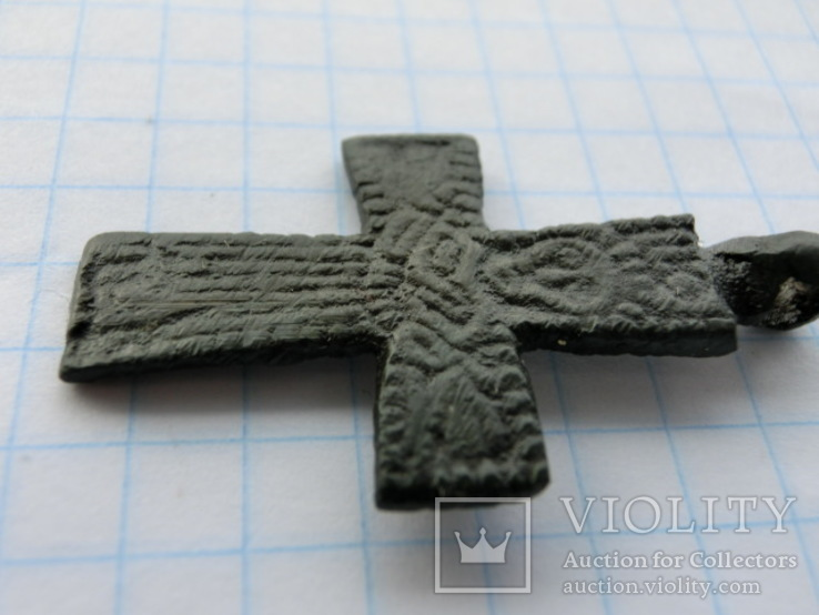 """Крест """"Кощей"""" КР., фото №4"""