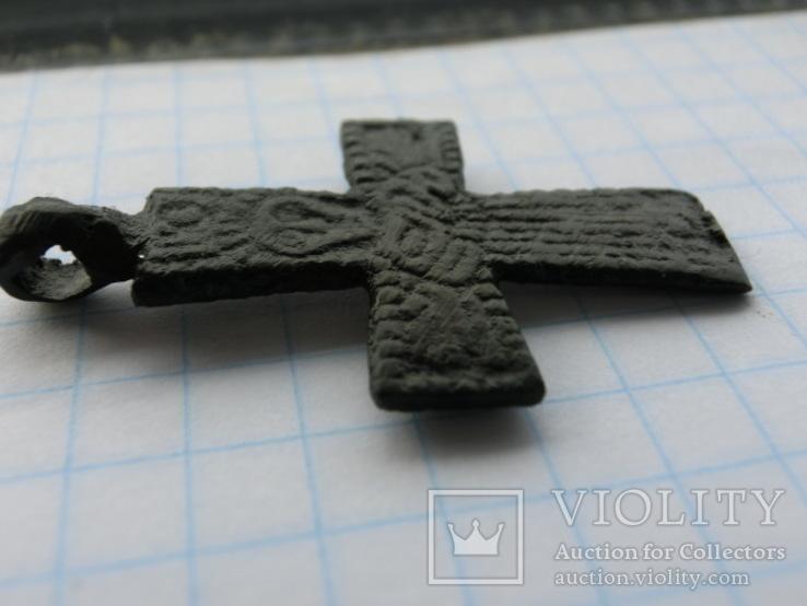 """Крест """"Кощей"""" КР., фото №5"""