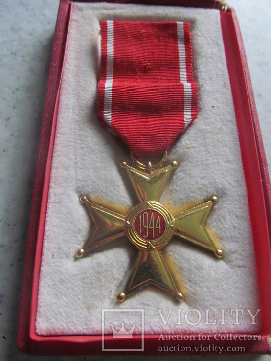 Хрест за відродження 1944, фото №2