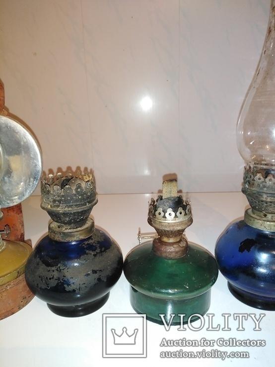 Керасинові лампи 4 шт. Одним лотом, фото №4
