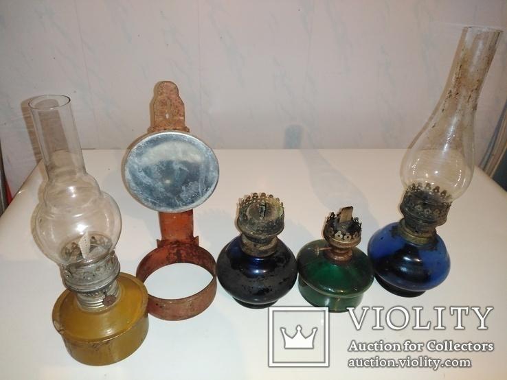 Керасинові лампи 4 шт. Одним лотом, фото №6