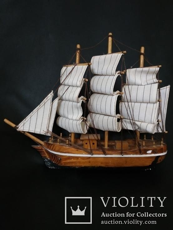 Корабль дерево, фото №8
