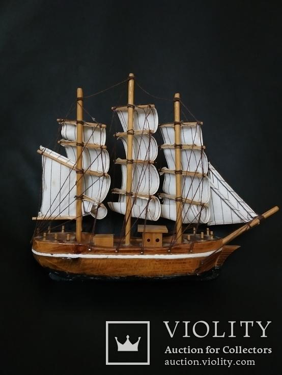 Корабль дерево, фото №12