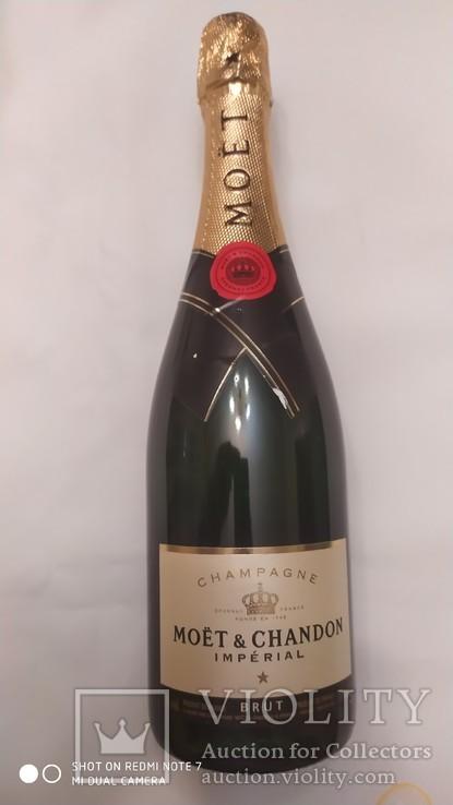 """Шампанское ,Франция,""""Moet and Chandon imperial"""", фото №2"""