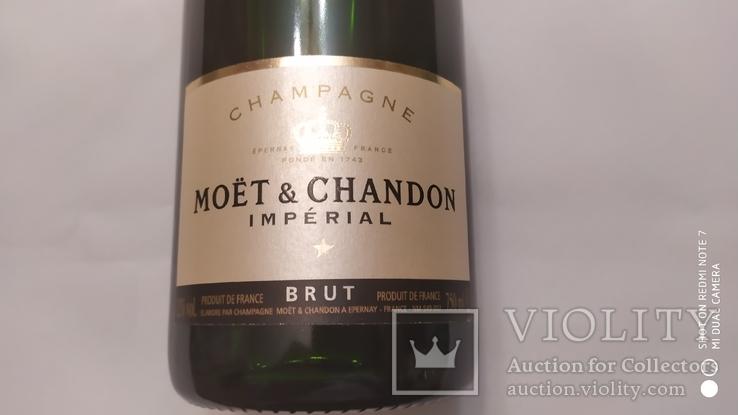 """Шампанское ,Франция,""""Moet and Chandon imperial"""", фото №5"""