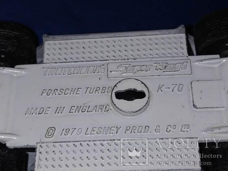 Porsche Англия, фото №13