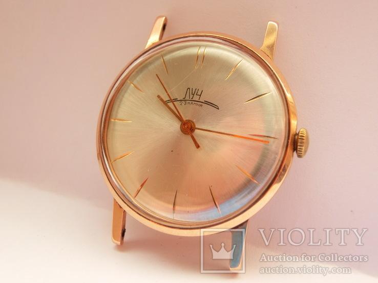 Продам женские часы золотые луч часы продать форум