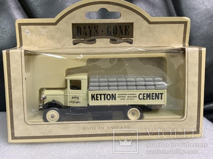 Новый грузовик из Англии, фото №2