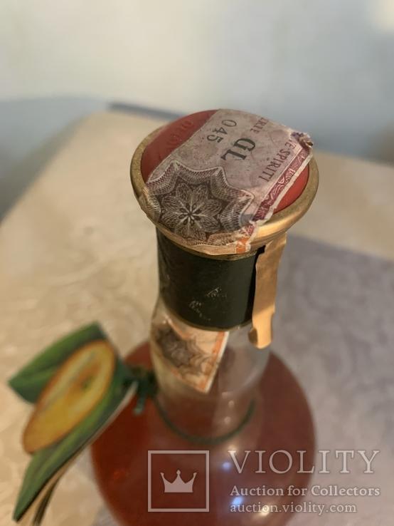Мандариновый ликер 1970-х 37%, фото №6