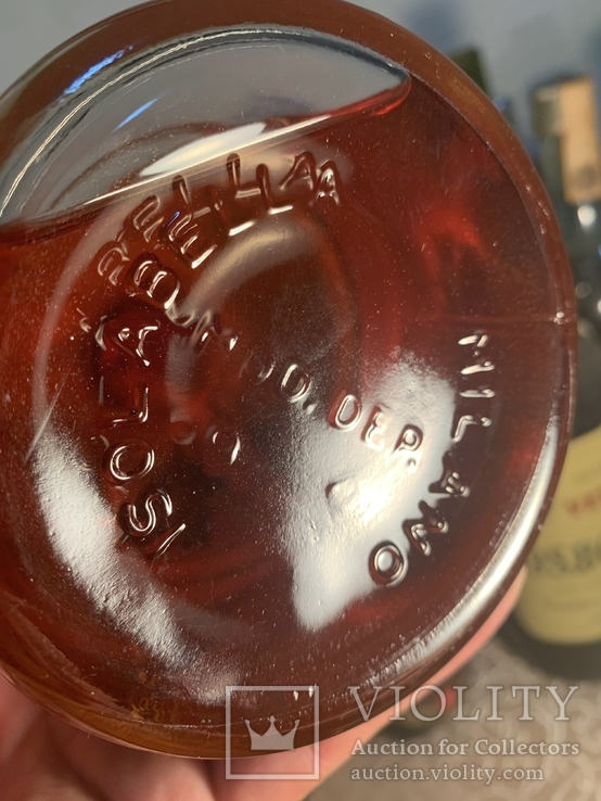 Мандариновый ликер 1970-х 37%, фото №7