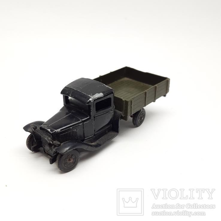 Автомобиль, Масштабная модель ГАЗ-60, СССР, фото №2