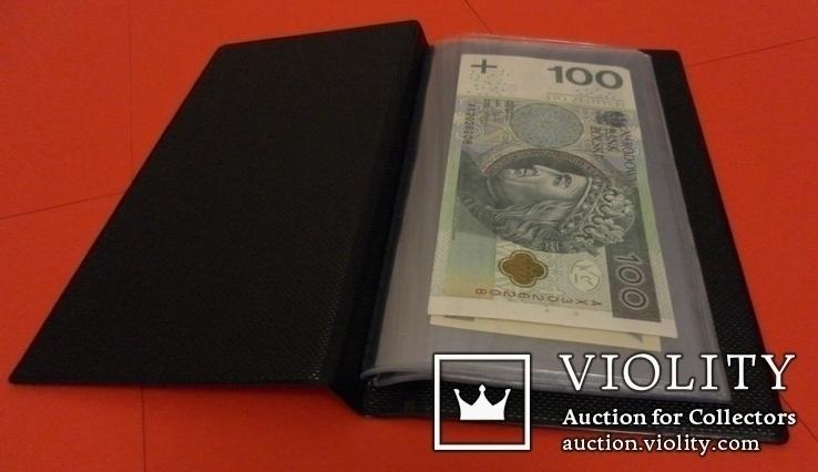 Альбом на банкноты XL MM-Schulz Польша, фото №7