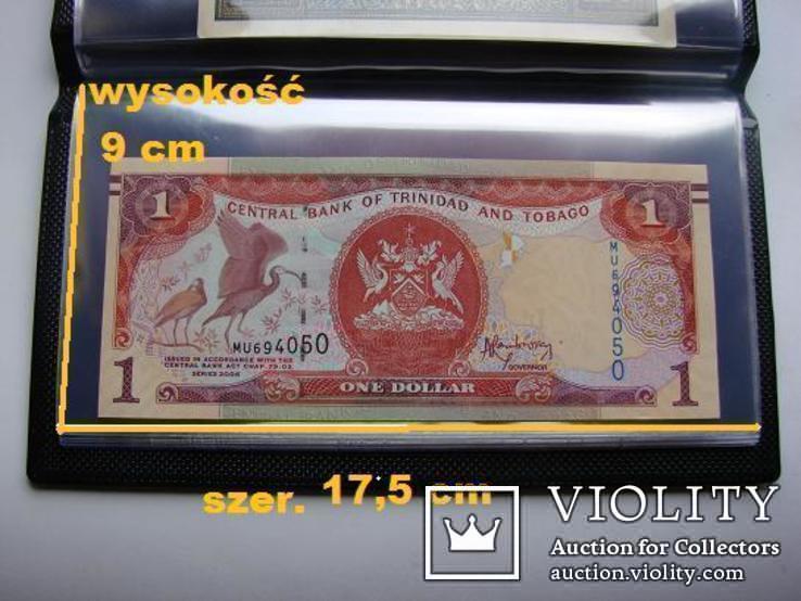 Альбом на банкноты L MM-Schulz Польша, фото №4