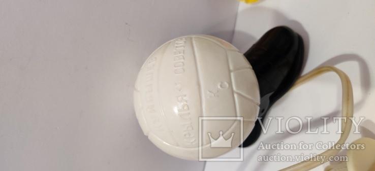 Сувенир лампа-светильник: Футбол бутса, фото №11
