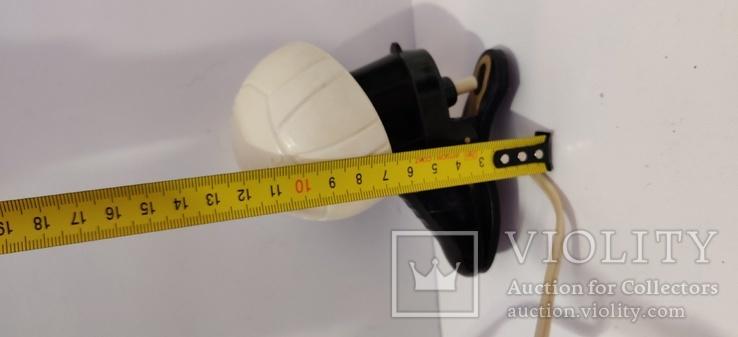 Сувенир лампа-светильник: Футбол бутса, фото №12