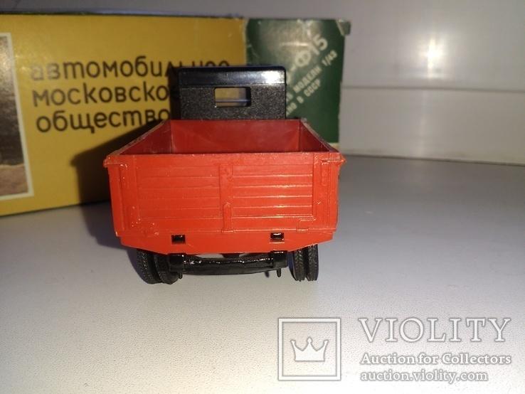Модель АМО-Ф15, СССР, фото №5