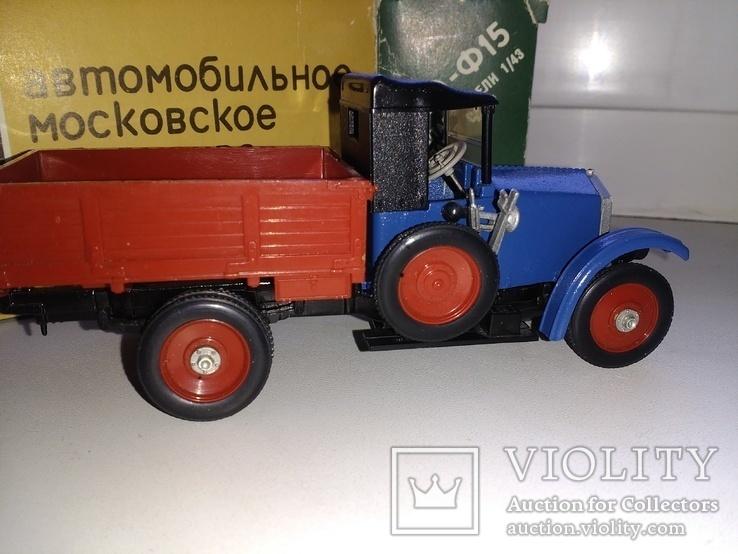 Модель АМО-Ф15, СССР, фото №6