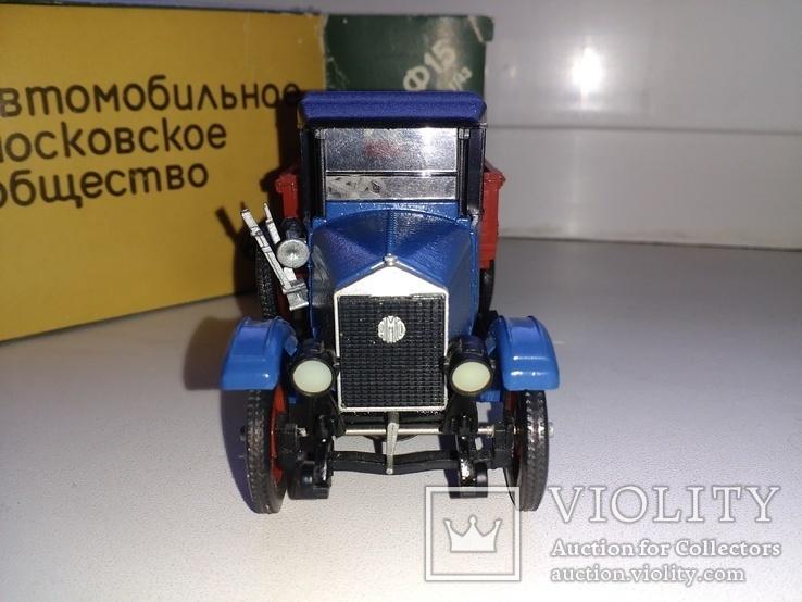 Модель АМО-Ф15, СССР, фото №7