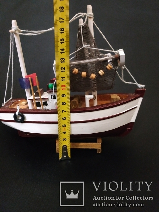 Корабль дерево рыболов, фото №11