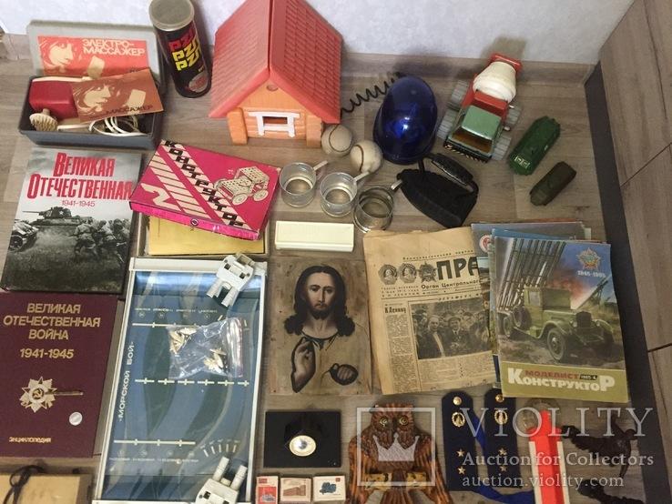 Разное №2 СССР, фото №4