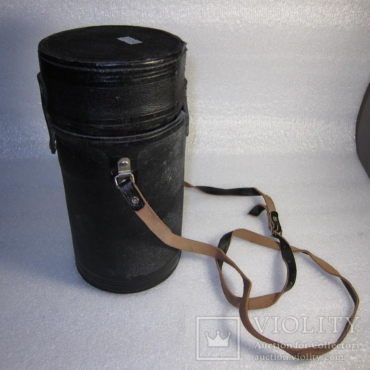 Объектив 3М-5А, 8-500,в родном кожаном футляре., фото №5