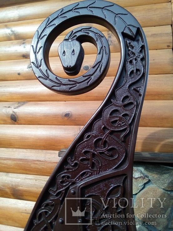 Великий  Корабель вікінгів.Снеккар., фото №6