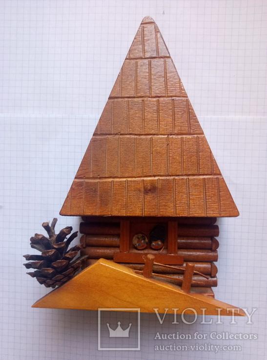 Домик ручной работы, времен СССР, фото №2