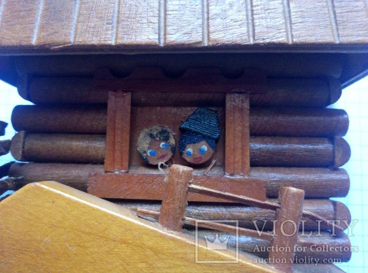 Домик ручной работы, времен СССР, фото №3