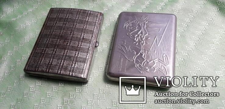 Два портсигара СССР, фото №2