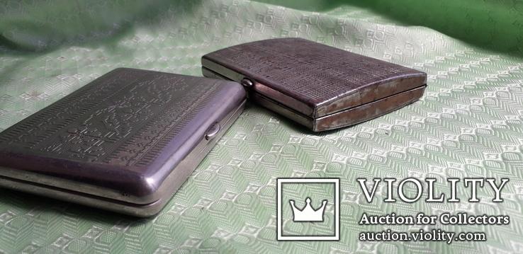Два портсигара СССР, фото №5