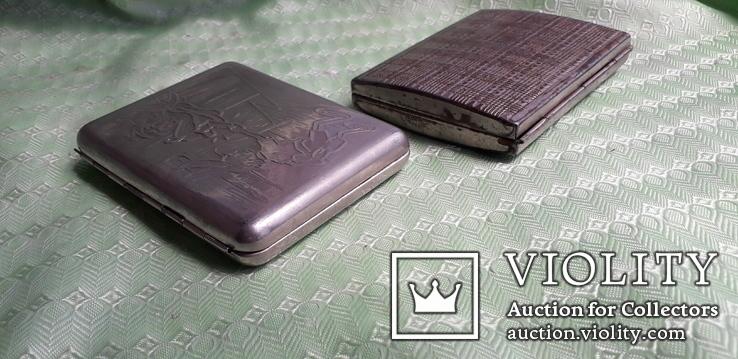 Два портсигара СССР, фото №6
