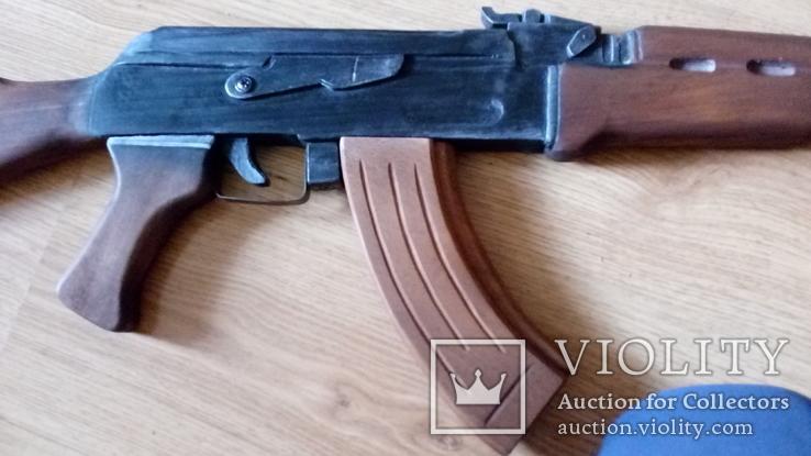 Учебный ак - 47, фото №2