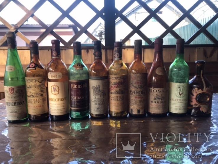 10 коллекционных бутылок, фото №2