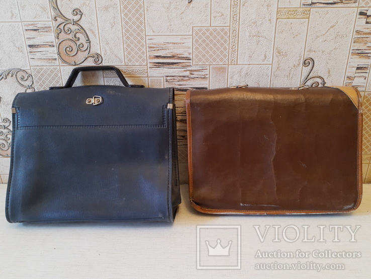 Два портфеля для школьников, фото №5