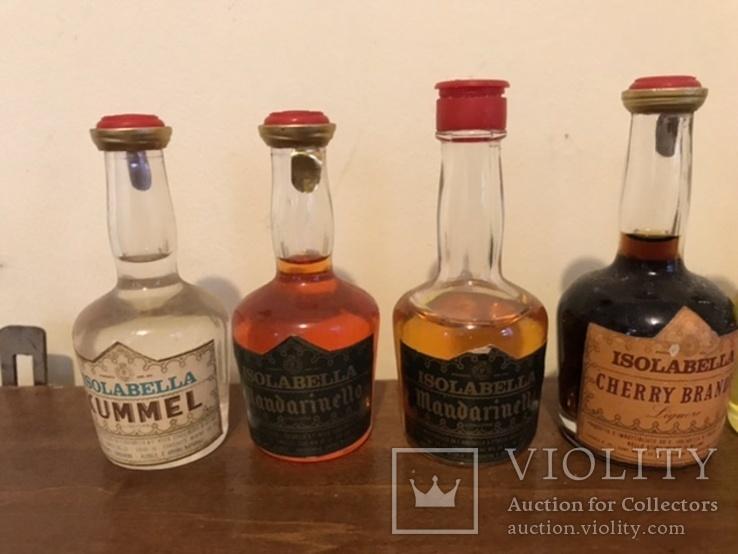 7 бутылочек ликёра, фото №3