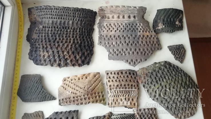 Керамика Катакомбной культуры, фото №4
