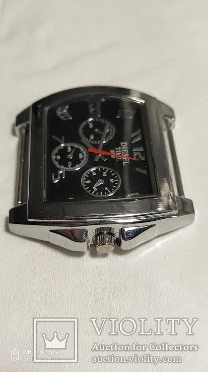 Часы Diesel кварцевая имитация, фото №3