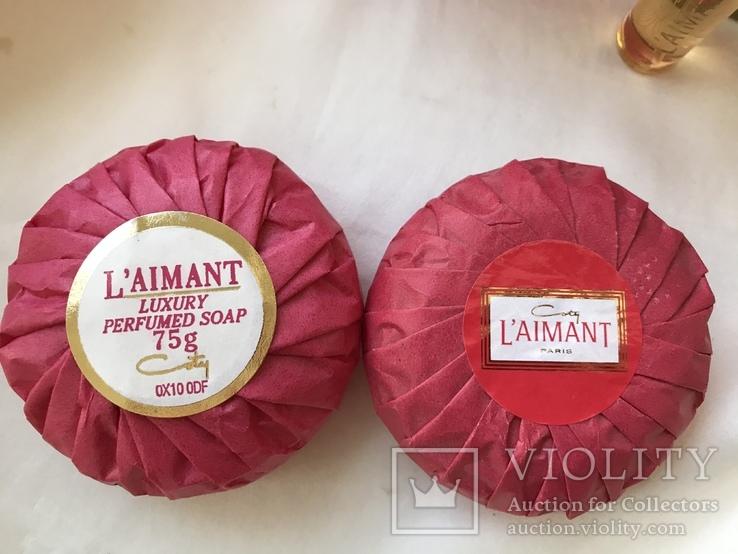 Coty L'Aimant парфюмерный набор, фото №3