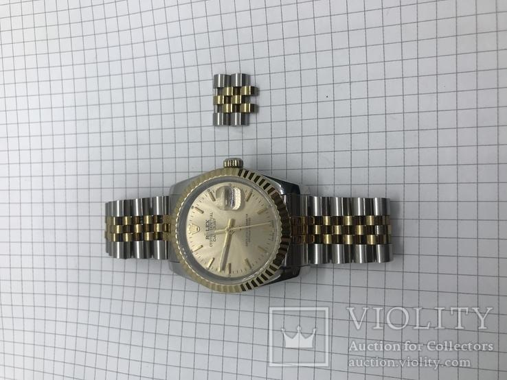 Часы чем-то внешне напоминающие Rolex, фото №3