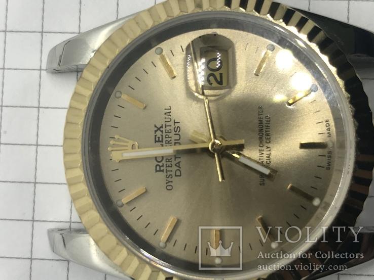 Часы чем-то внешне напоминающие Rolex, фото №6