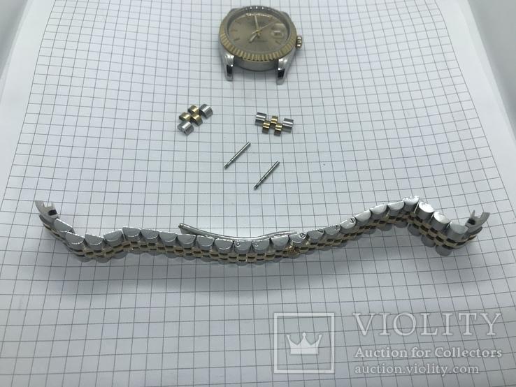 Часы чем-то внешне напоминающие Rolex, фото №11