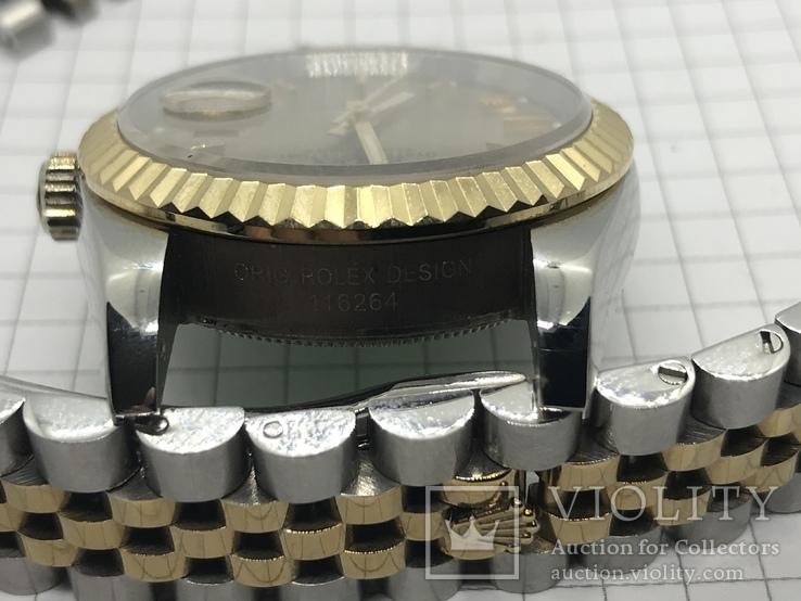 Часы чем-то внешне напоминающие Rolex, фото №13